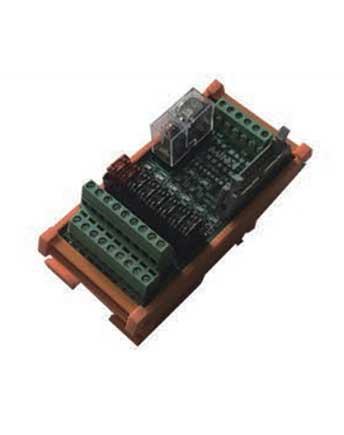 不断电双重直流电源分配器