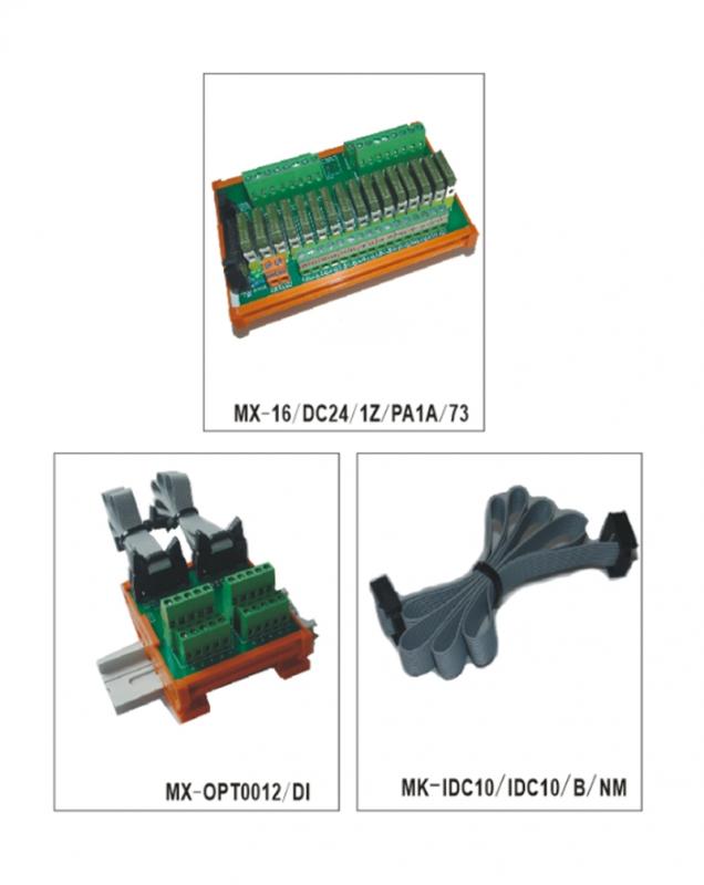 与Panasonic PLC-FPOR-16CT系列连线输入、输出模组