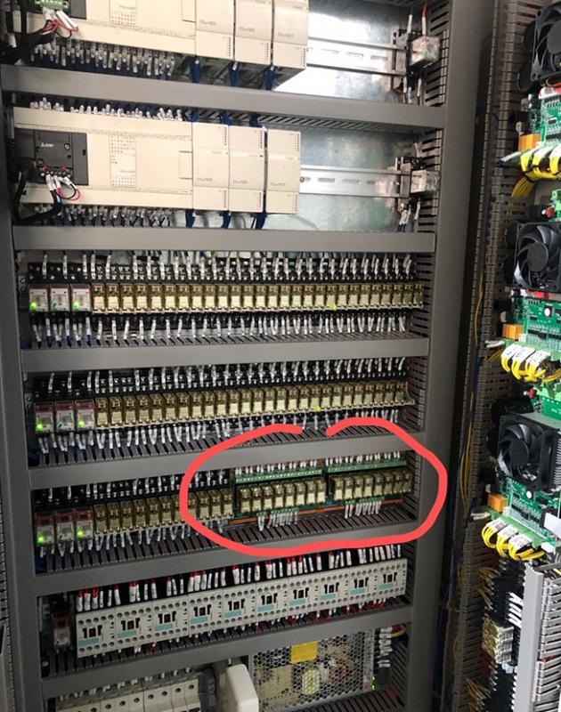 低压配电盘